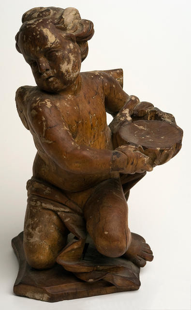 Putto With Bowl