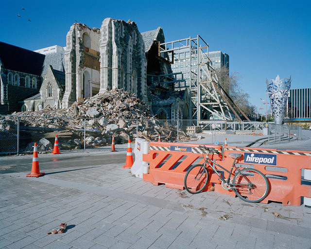 Christchurch Cathedral, Cathedral Square, 2011