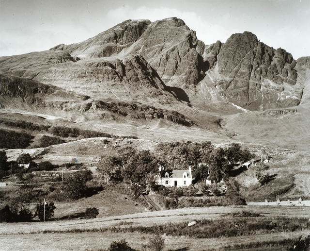 Blaven from Torrin, Skye