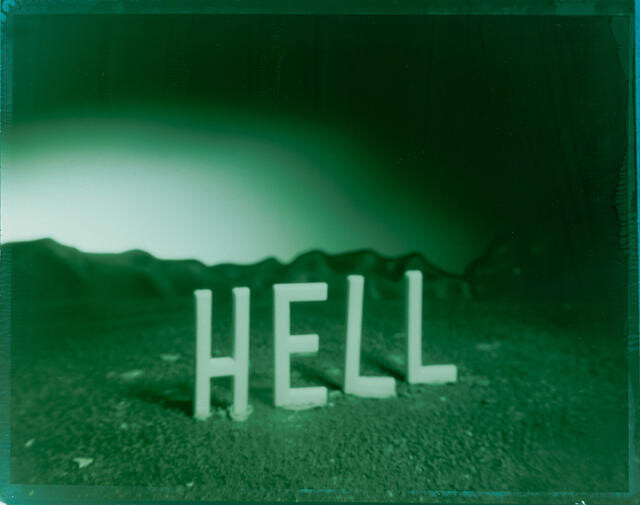 Hell (Green Version)