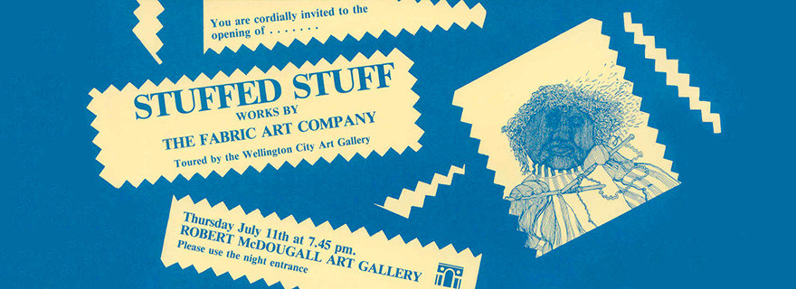 Fabric Art Company: Stuffed Stuff Show