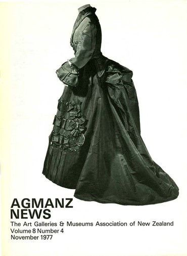 AGMANZ News Volume 8 Number 4 November 1977