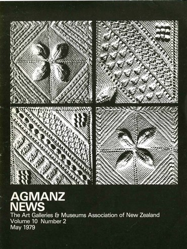 AGMANZ News Volume 10 Number 2 May 1979