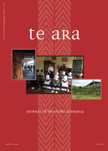 Te Ara volume 30 number 1 May 2005