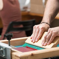 Screen-printing Workshop for Adults